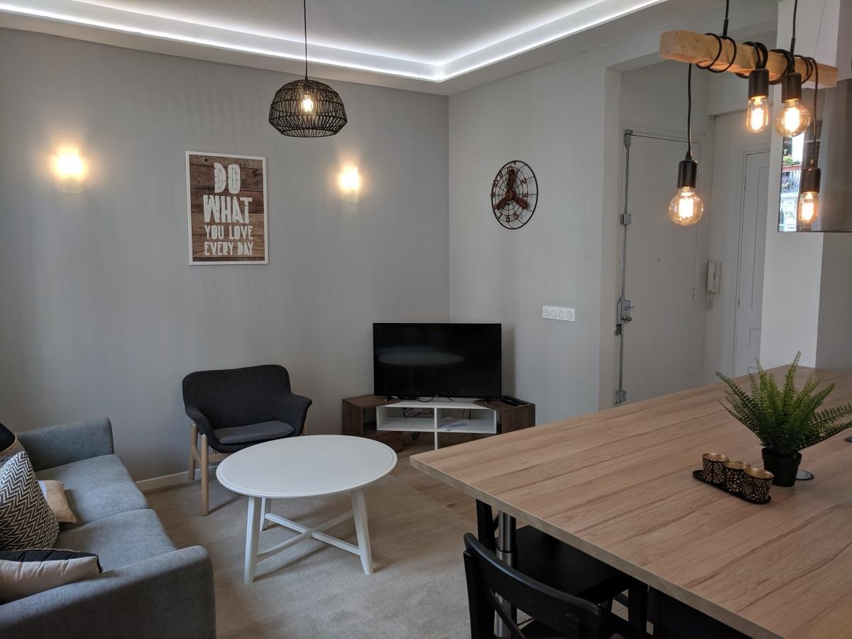 Appartement de 90m² : 7