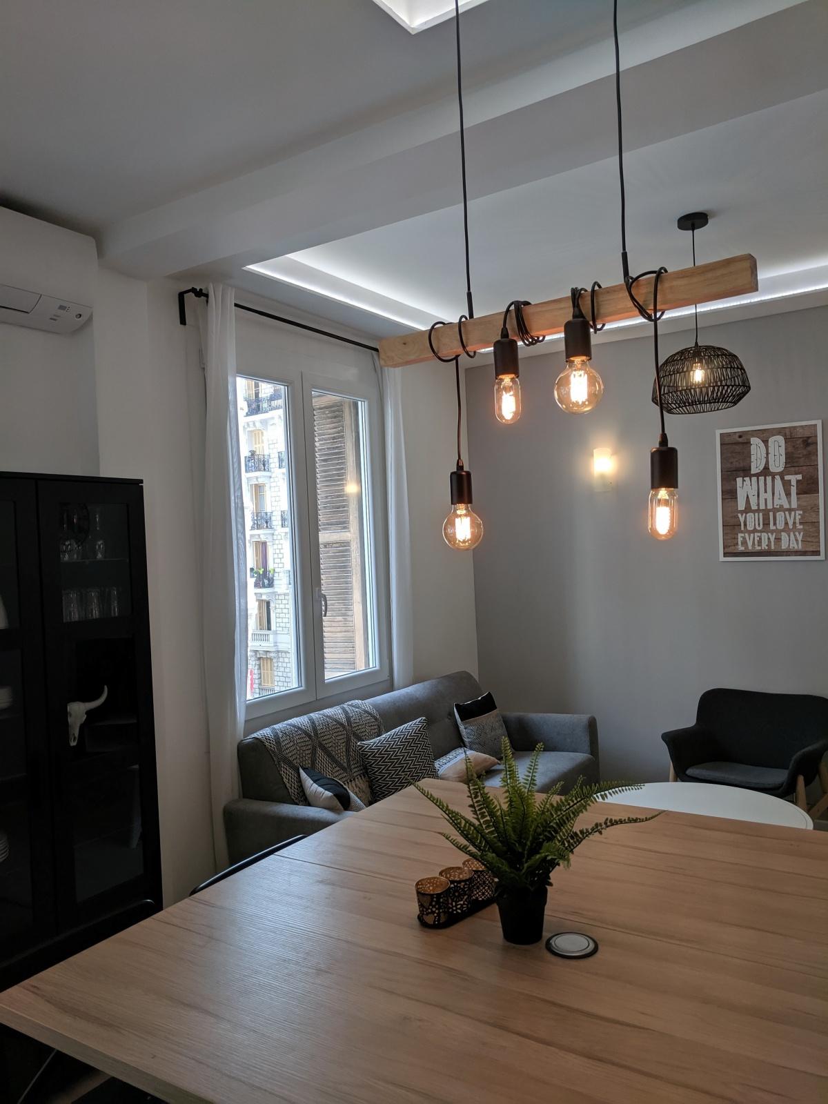 Appartement de 90m² : 6