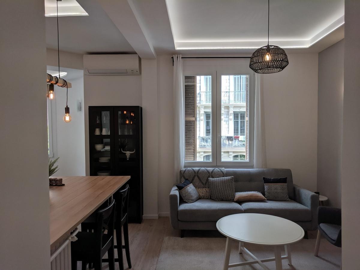 Appartement de 90m² : 8