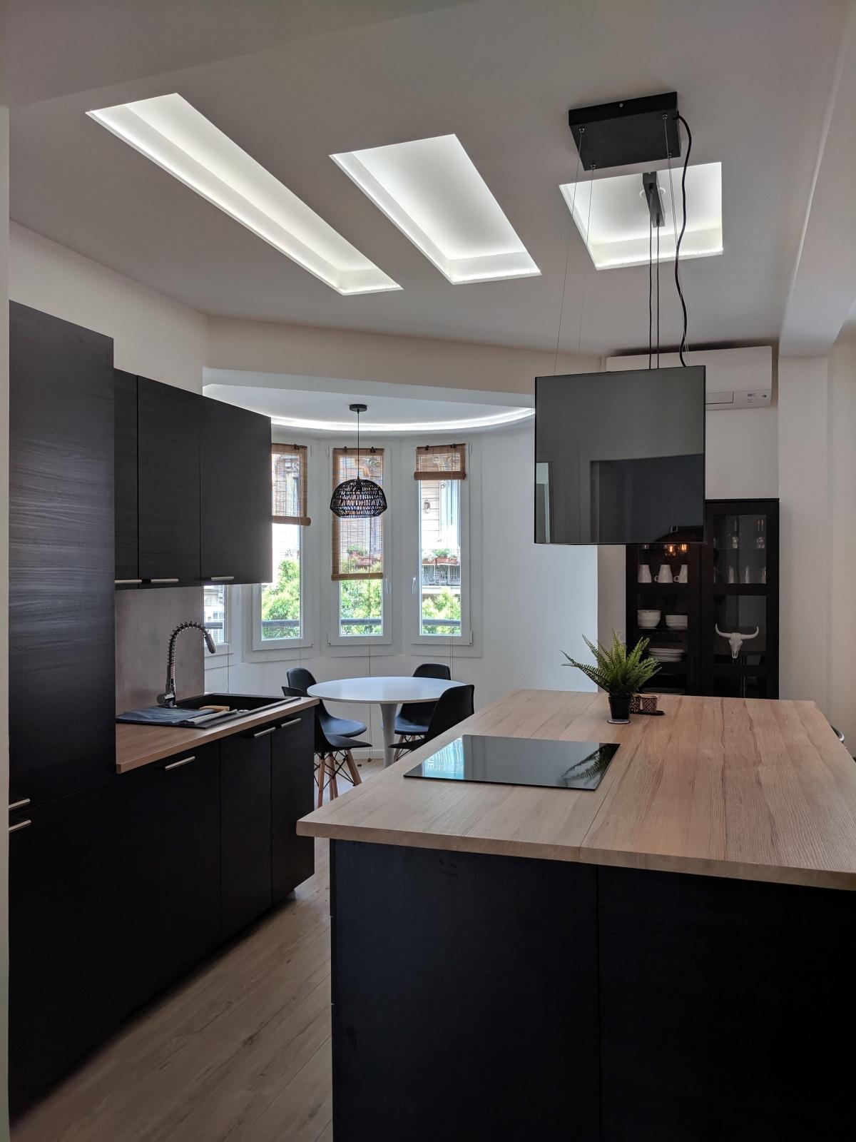 Appartement de 90m² : 10