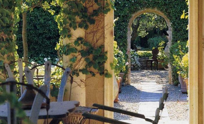 Maison de rêve à Saint Rémy de Provence : 2004-MonJardin1