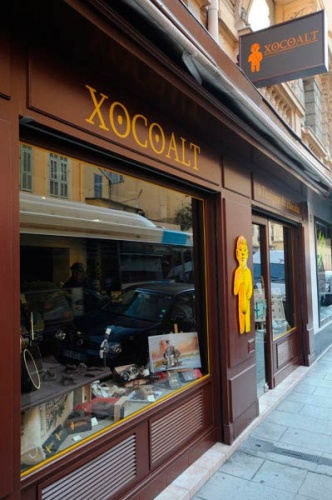 Boutique - Chocolaterie Xocoalt