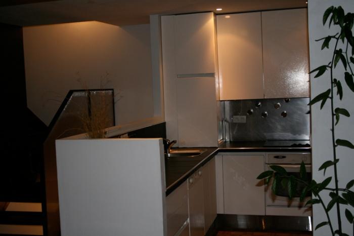 surélévation d'une maison à Marseille : A-M cuisine 2