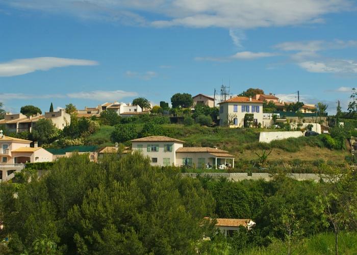 Villa LA JOLLA : PHOTO LOINTAIN