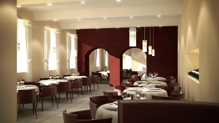 Projet d'aménagement d'un restaurant