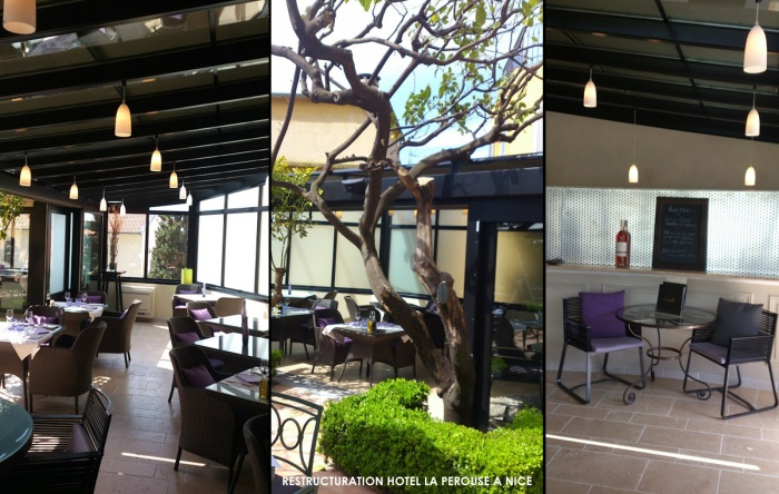 Hotel la Perouse Nice : hierro project christophe hierro architectecte dplg nice restructuration hotel la perouse nice 3