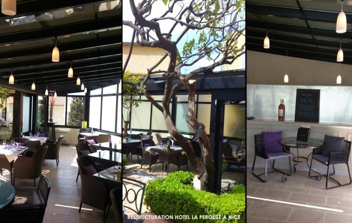 hotel la perouse nice nice une r alisation de hierro project architecture. Black Bedroom Furniture Sets. Home Design Ideas