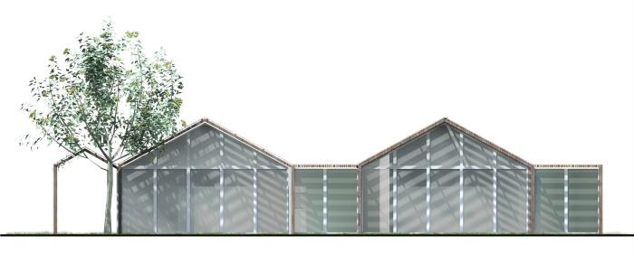 VILLA S : Ludivine Lammens Architecte