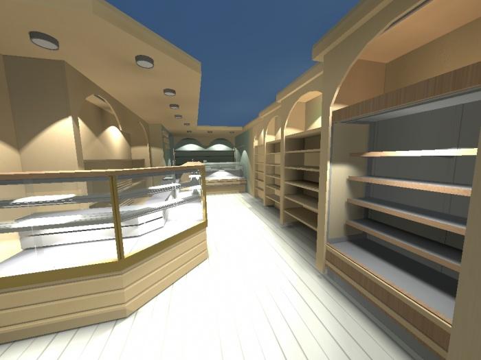Création d'un magasin de pâtes fraîches et fabrique de pâtes : 05_Temporary