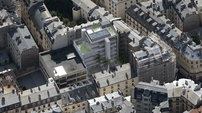 Hotel Montmartre : PHOTOMONTAGE.jpg