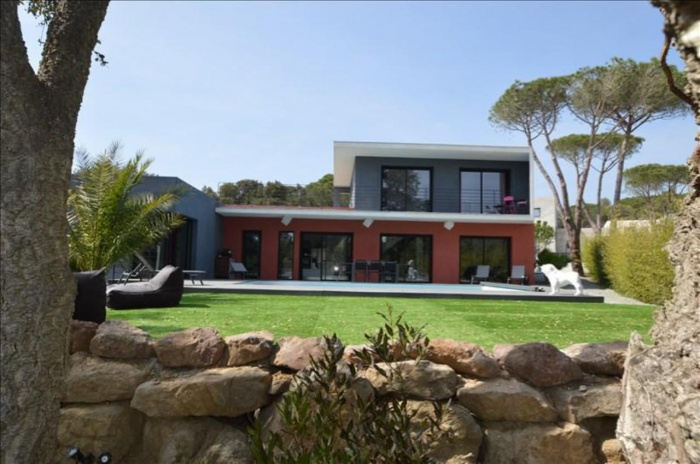 Villa Contemporaine : Villa Contemporaine-Atelier-RS Architecture-Romain Bazière
